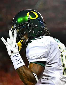 Lofty goals in sight, Oregon contemplates a stretch run without Cliff Harris
