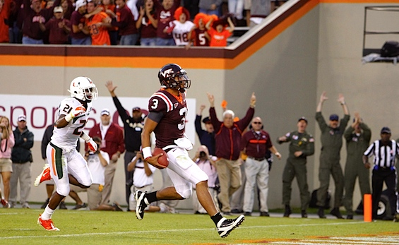 Superlatives: In which Logan Thomas is the Six Million-Dollar Quarterback