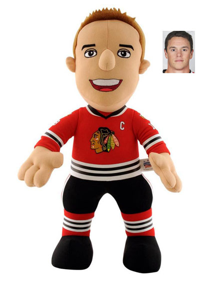 Five moderately creepy, somewhat inaccurate NHL plush dolls