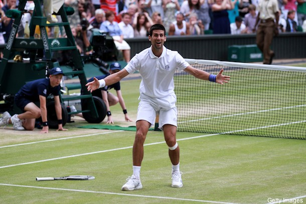 Changing of the guard: Djokovic defeats Nadal at Wimbledon