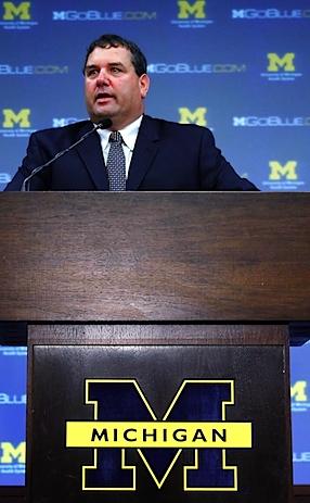 Headlinin': Michigan's coffers already feeling the Brady Hoke Effect
