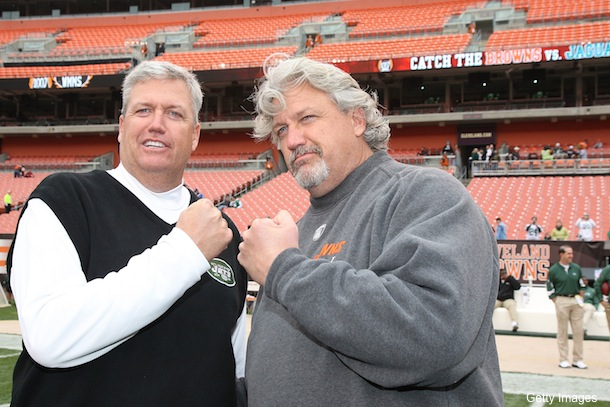 Rob Ryan knows he'll be a better head coach than his brother