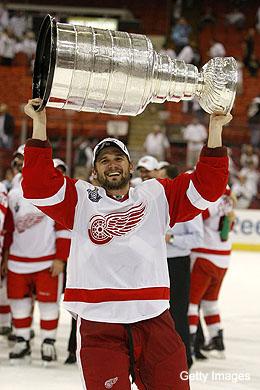 Nashville buys out Brett Lebda, former Stanley Cup champion