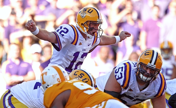 Night of the Crimson Tiger: LSU's offensive awakening, and other notes