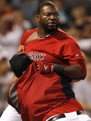 Beantown Brawl: David Ortiz, Kevin Gregg come to blows in Sox win