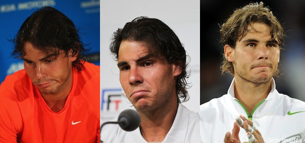 Emo Rafael Nadal wonders if he's good enough to win French Open