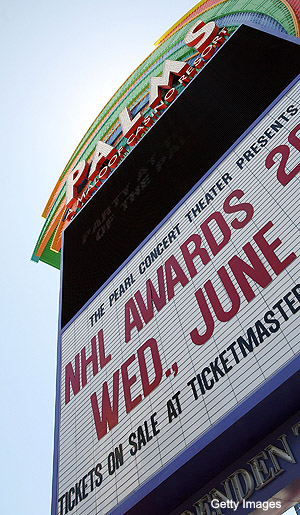 Hey D.C. area Puck Daddy readers: Come to our NHL Awards bash!