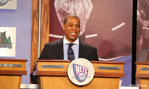 Jay-Z will help design the Brooklyn Nets logo and uniforms