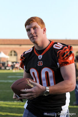 Andy Dalton is starting the preseason, and maybe more