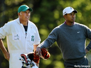 Tiger Woods' ex-caddie drops racist comment about former boss