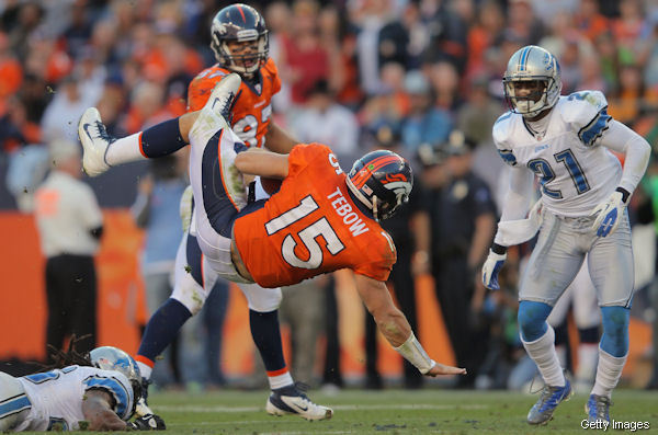 Sunday's five least valuable players, Week 8