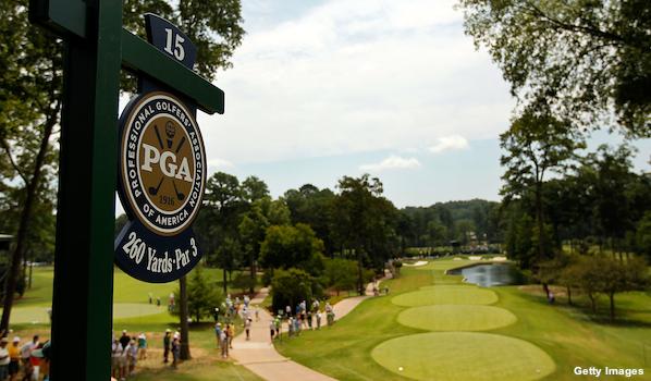 Atlanta Athletic Club's lengthy par-3 15th drawing criticism