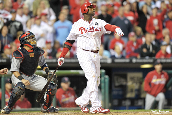 NLDS Game 1: Phillies power way to 11-6 win over Cards