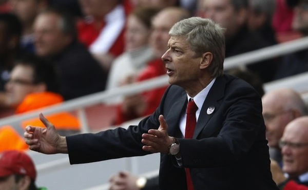 Wenger says half the Arsenal team wanted to leave over the summer