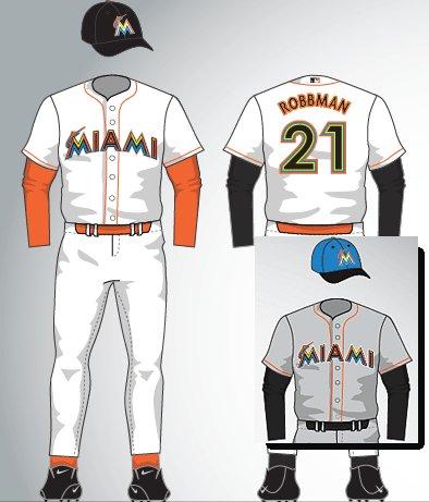 Rainbow bright: Miami Marlins new uniforms (maybe) leak