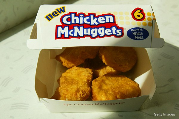 Days of NBA Lives: Wherein Evan Turner cannot enjoy his McNuggets