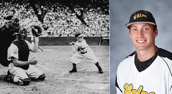 Not a gimmick: Padres draft great-nephew of Eddie Gaedel