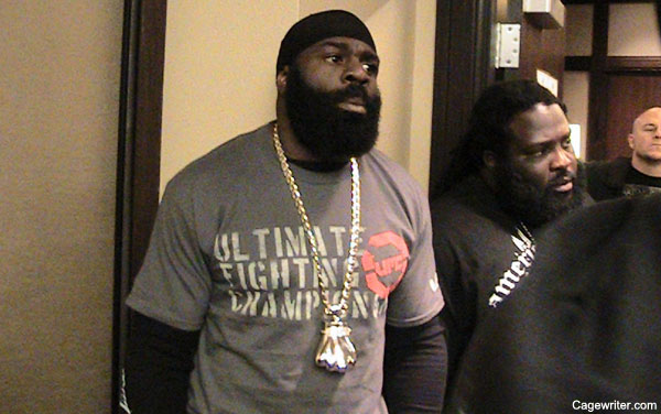 Kimbo Slice's son is a rising high school football prospect in Florida
