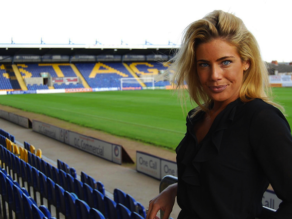 Mansfield Town make Carolyn Still youngest CEO in English football
