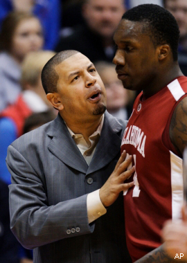 Will Oklahoma's self-imposed punishment satisfy the NCAA?
