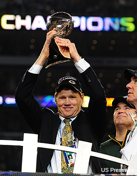 Packers president Mark Murphy: 'We've put our pens down'