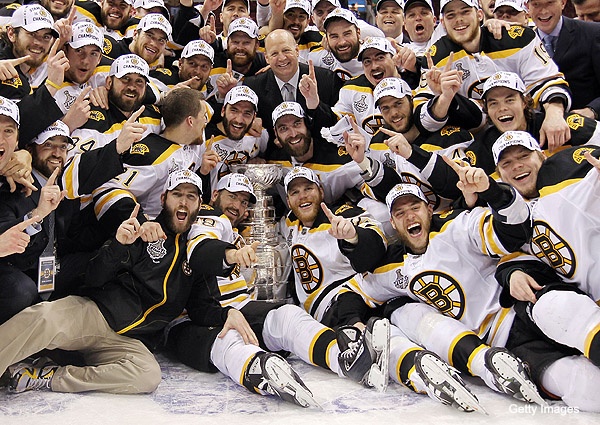 Boston Bruins dominate Game 7, win 1st Stanley Cup since 1972