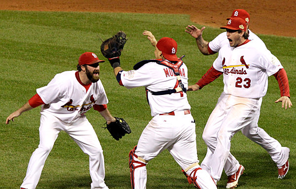 World Series Game 7: Cardinals win unlikely 11th championship