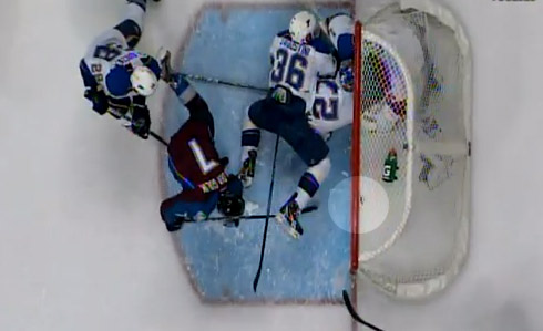 How NHL decided controversial Avalanche goal vs. Blues