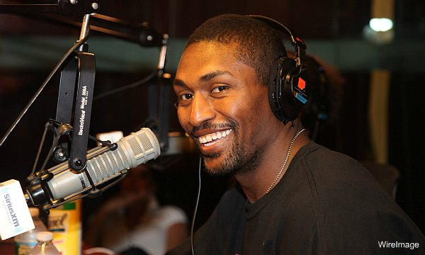 Ron Artest will become 'Metta World Peace' on Aug. 26