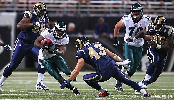 The Shutdown Corner Scouting Report, Week 2: Philadelphia Eagles at Atlanta Falcons