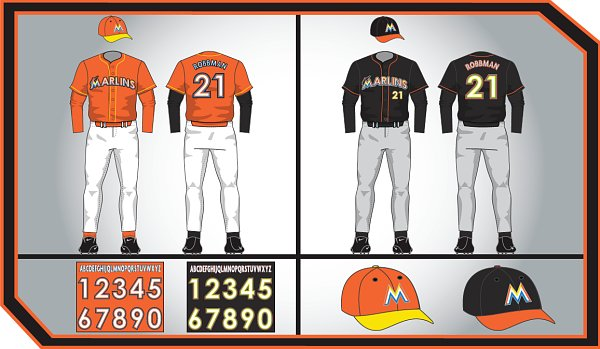 Rainbow bright: Miami Marlins new uniforms (maybe) leak