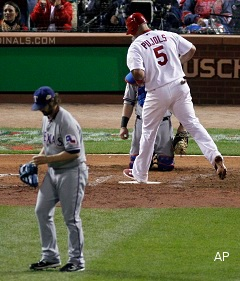 Do Pujols and Wilson shift the balance of power in the AL?