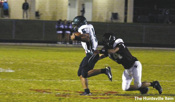High school QB rushes for 459 yards, 6 touchdowns
