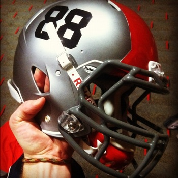 Ohio State joins helmet craze with a new lid for Wisconsin game