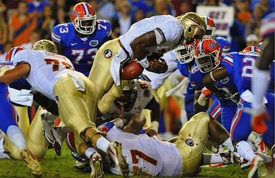 Ain't got no alibi: Gators, 'Noles just set offensive football in Florida back decades