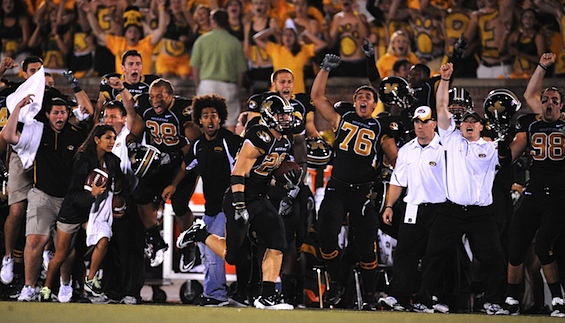 Debriefing: Another year, another chance for Mizzou to make its move
