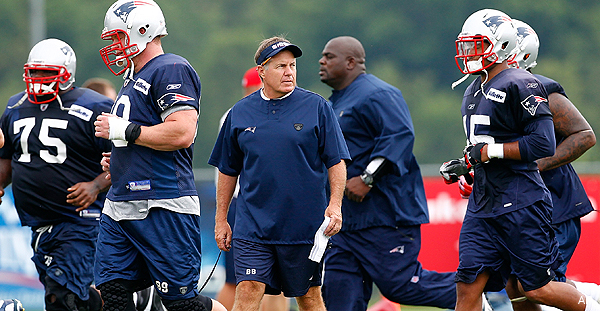 Deep Posts: It's only a 4-3 defense when Bill Belichick says it is!