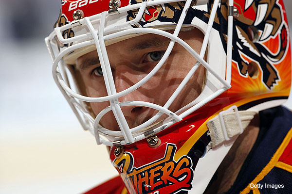 Red Wings were finalist for Tomas Vokoun; so what happened?