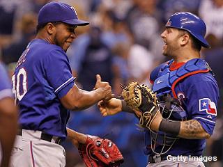 Mike Napoli's breakout changes the American League's landscape