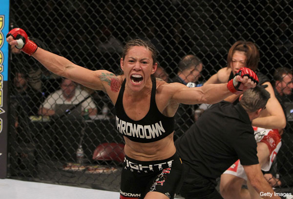 With 'Cyborg's' 16-second win and no Gina Carano, does women's 145-pound division stand a chance?