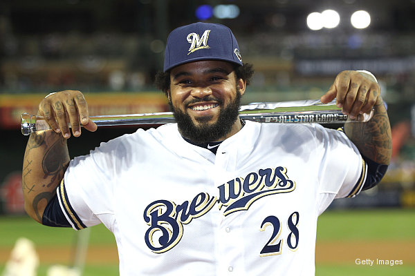 He's a Prince! Milwaukee's Fielder wins MVP at All-Star Game