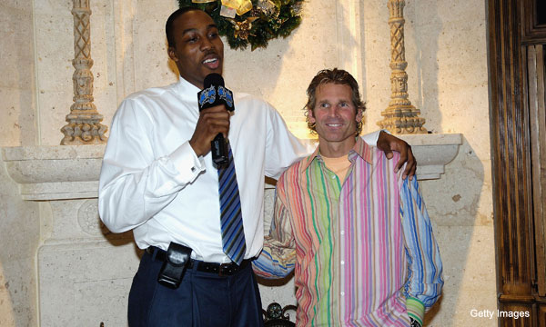 Magic CEO retires, but not before talking to Dwight Howard after 'a couple of glasses of wine'