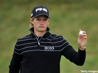 Amateur Tom Lewis steals the show at Royal St. George's