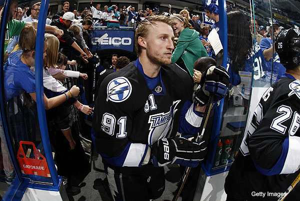 Steven Stamkos Watch is over: Tampa Bay signs star for 5 years