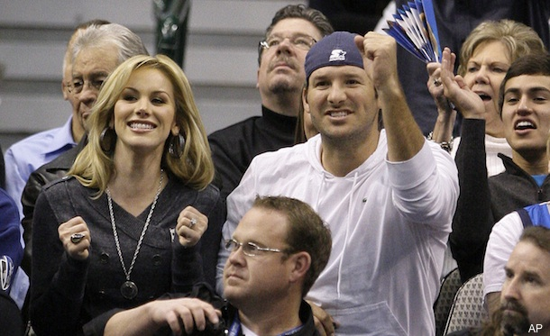 Lil' Cowboy: Romo says he and newlywed wife are expecting child