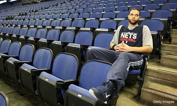 Deron Williams is finding Turkish basketball life to be very different