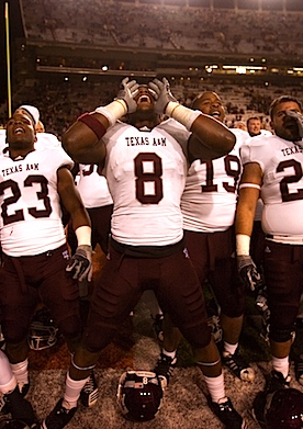 For real this time: Texas A&M officially joins the SEC