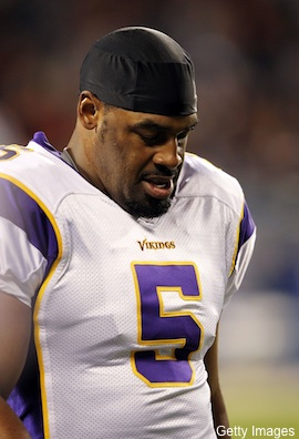 Vikings cut Donovan McNabb; is the Windy City in his future?