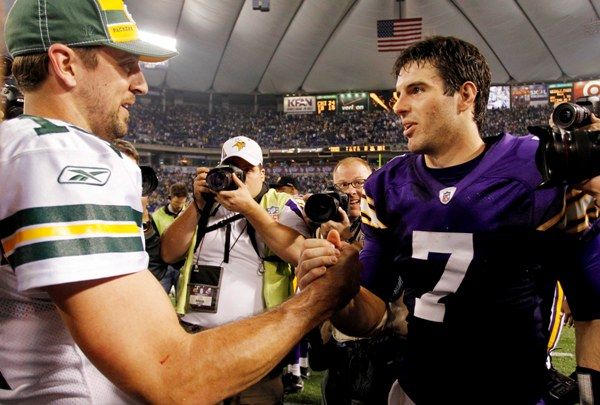 Flames: Ponder this, rookie to post QB1 numbers at Lambeau