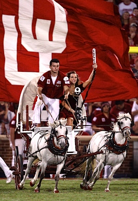 Oklahoma regents warming up the wagon for Sooners' Pac-12 escape